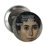 Wisdom of Greece: Hypatia Button
