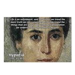Wisdom of Greece: Hypatia Postcards (Package of 8)