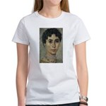 Wisdom of Greece: Hypatia Women's T-Shirt