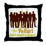 Volturi Don't Stand A Chance Throw Pillow