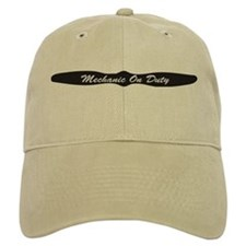Mechanic On Duty Baseball Cap