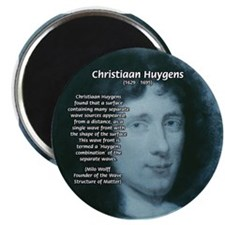 "Huygens Combination 2.25"" Magnet (10 pack)"
