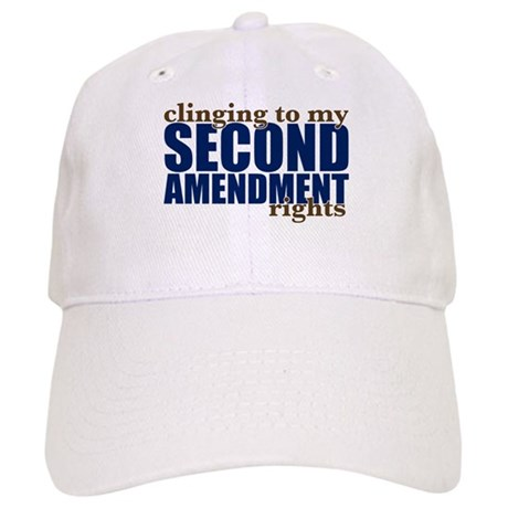 Clinging To My 2nd Rights Cap