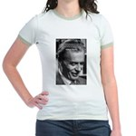 Humanist Aldous Huxley Jr. Ringer T-Shirt