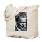 Humanist Aldous Huxley Tote Bag