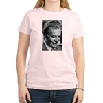 Humanist Aldous Huxley Women's Pink T-Shirt