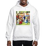 ALICE & THE QUEEN OF HEARTS Hooded Sweatshirt