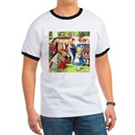 ALICE & THE QUEEN OF HEARTS Ringer T