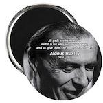Mysticism Aldous Huxley Magnet