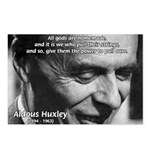 Mysticism Aldous Huxley Postcards (Package of 8)