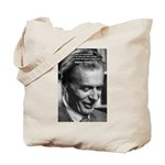 Mysticism Aldous Huxley Tote Bag