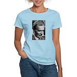 Mysticism Aldous Huxley Women's Pink T-Shirt