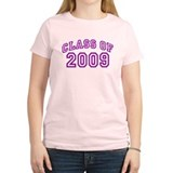 Class of 2009 (Purple) T-Shirt