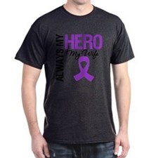 Pancreatic Cancer Wife T-Shirt