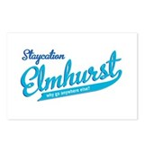Elmhurst Staycation Postcards (Package of 8)