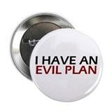 "Evil Plan 2.25"" Button (100 pack)"