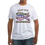 Army Son Fitted T-Shirt
