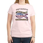 ARMY DAUGHTER Women's Light T-Shirt