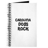 CAROLINA DOGS ROCK Journal