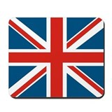 British Flag Mousepad