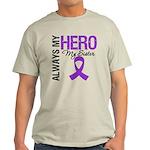 Pancreatic Cancer Sister Light T-Shirt