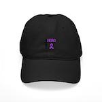 Pancreatic Cancer Sister Black Cap