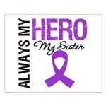 Pancreatic Cancer Sister Small Poster