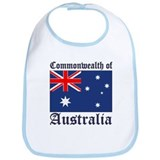 Commonwealth of Australia Fla Bib