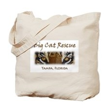Funny Cat rescue Tote Bag