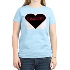 Black Heart Cwtch T-Shirt