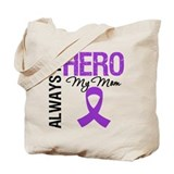 Pancreatic Cancer Mom Tote Bag