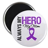 "Pancreatic Cancer Mom 2.25"" Magnet (100 pack)"
