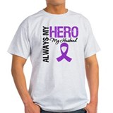 Pancreatic Cancer Husband T-Shirt