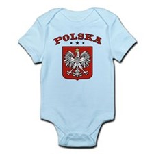 Polska Infant Bodysuit
