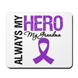 Pancreatic Cancer Grandma Mousepad