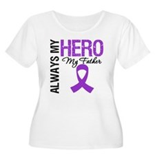 Pancreatic Cancer Father T-Shirt