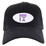 Pancreatic Cancer Father Baseball Hat