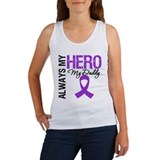 Pancreatic Cancer Daddy Women's Tank Top