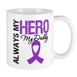 Pancreatic Cancer Daddy Mug