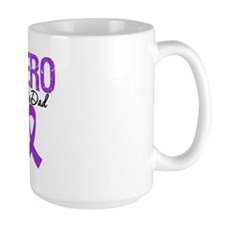 Pancreatic Cancer Dad Mug