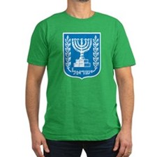 Israel Coat of Arms T