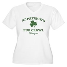 Glasgow pub crawl T-Shirt