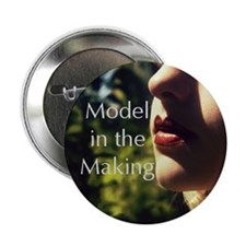 "Aspiring Model 2.25"" Button"