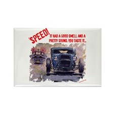 Speed! Rectangle Magnet (10 pack)