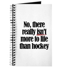 More to life, hockey Journal