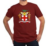 Jamaica Coat of Arms T