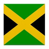 Jamaican Tile Coaster
