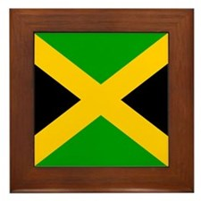 Jamaican Framed Tile