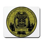 Riverton Police Mousepad