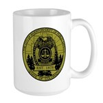 Riverton Police Large Mug